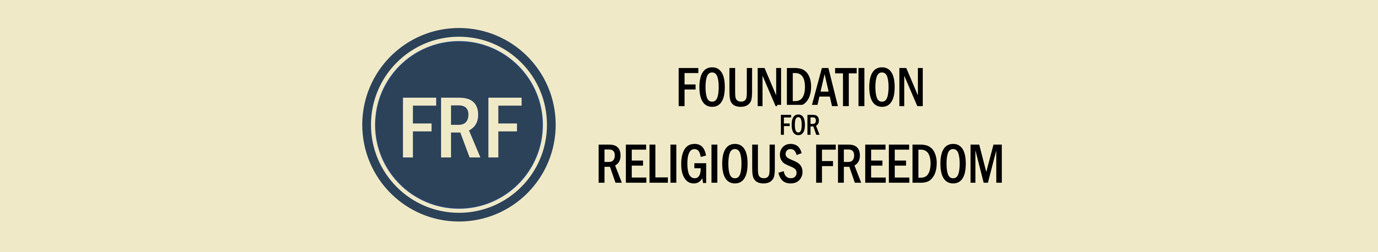 FOUNDATION FOR RELIGIOUS FREEDOM